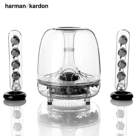 哈曼卡顿水晶3代 电脑/电视音箱/音响 室内桌面音响 多媒体低音炮