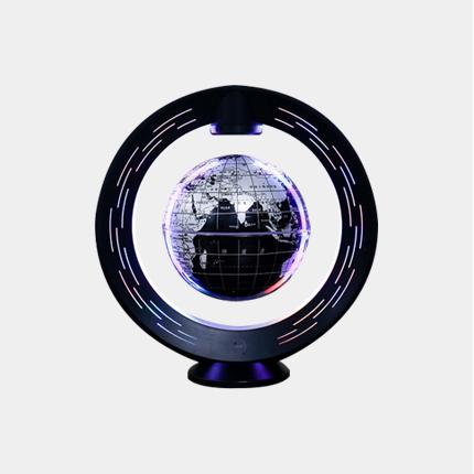 磁悬浮地球仪+送学生送儿童